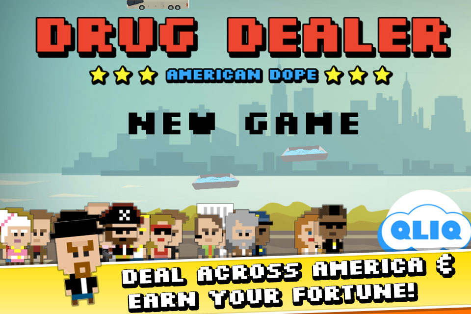 drug dealing games for iphone
