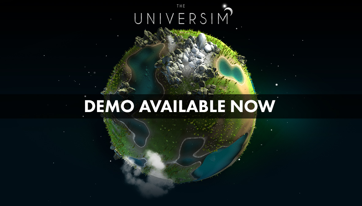 The Universim Mother Planet Demo Available Now On Steam & IndieDb
