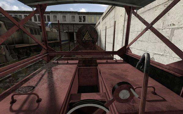 Shunter Cockpit