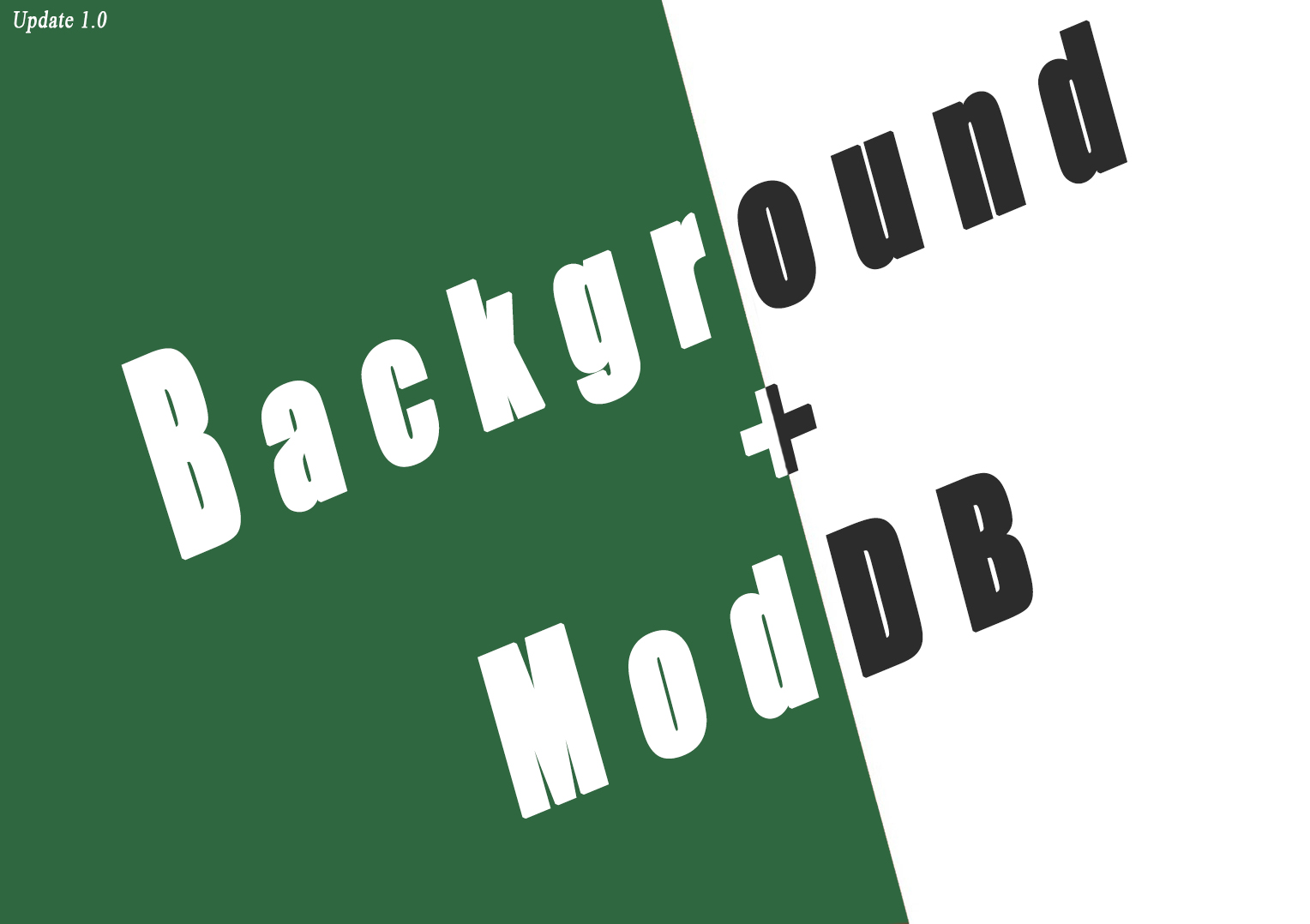 Tips about insert a background for your profile on moddb for Embed a forum into your website