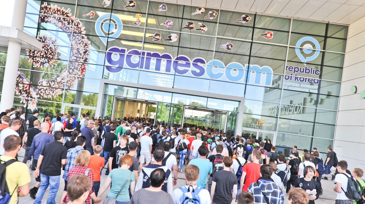 gamescom 2015 the town of light