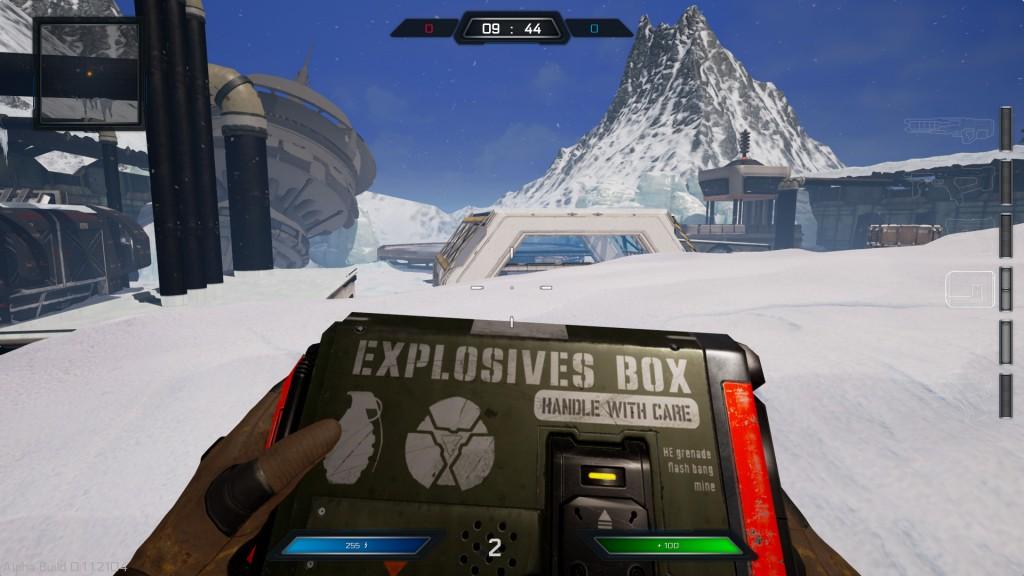 Explosives Box 1