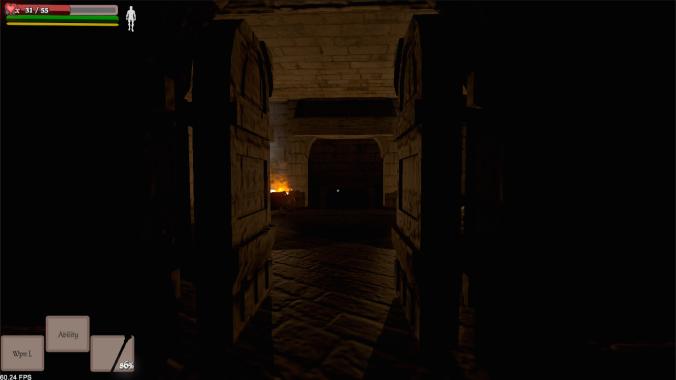 Dungeon Doors Open