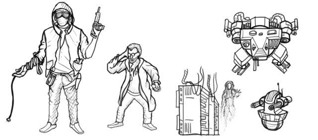 a few boss concepts