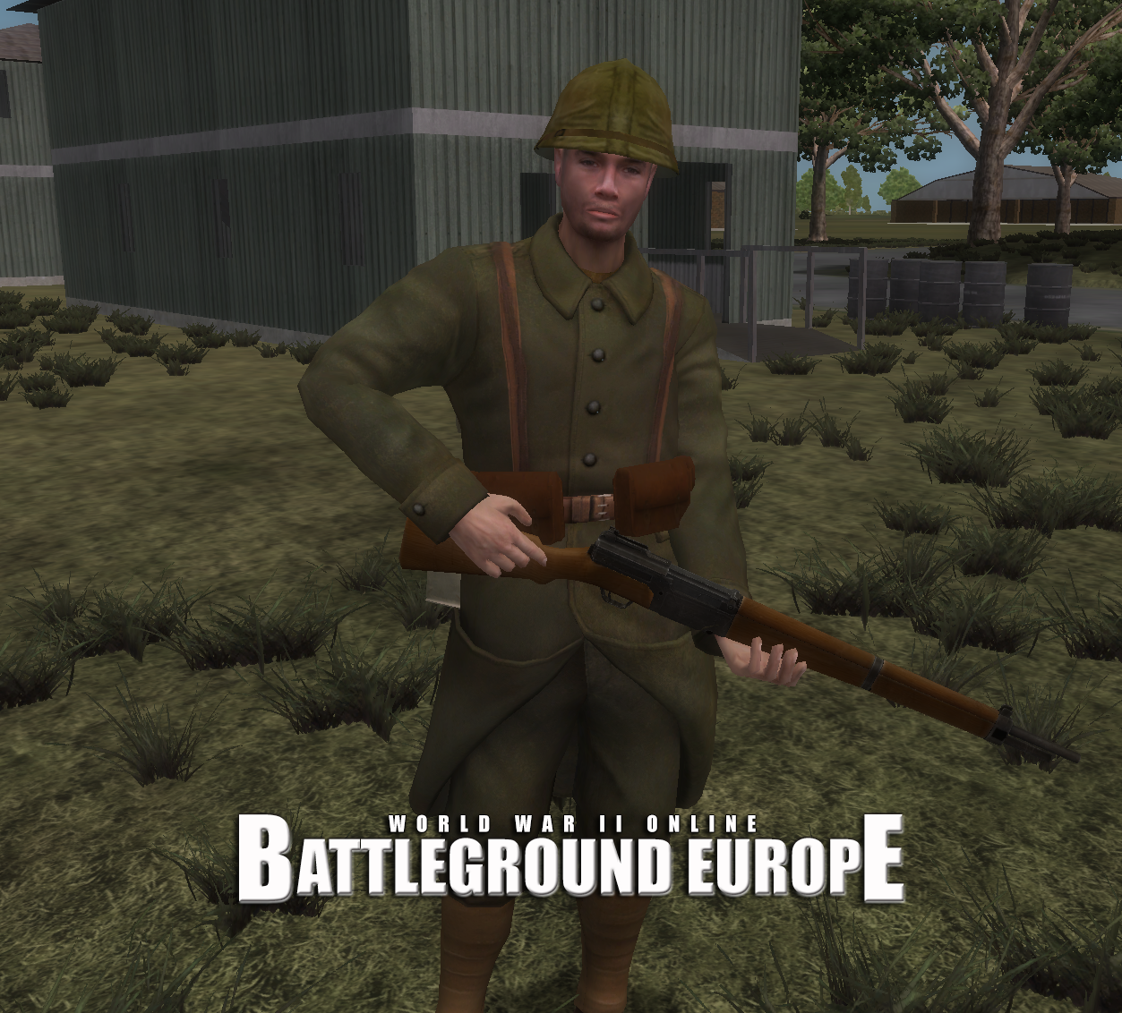 Now available in WWII Online!