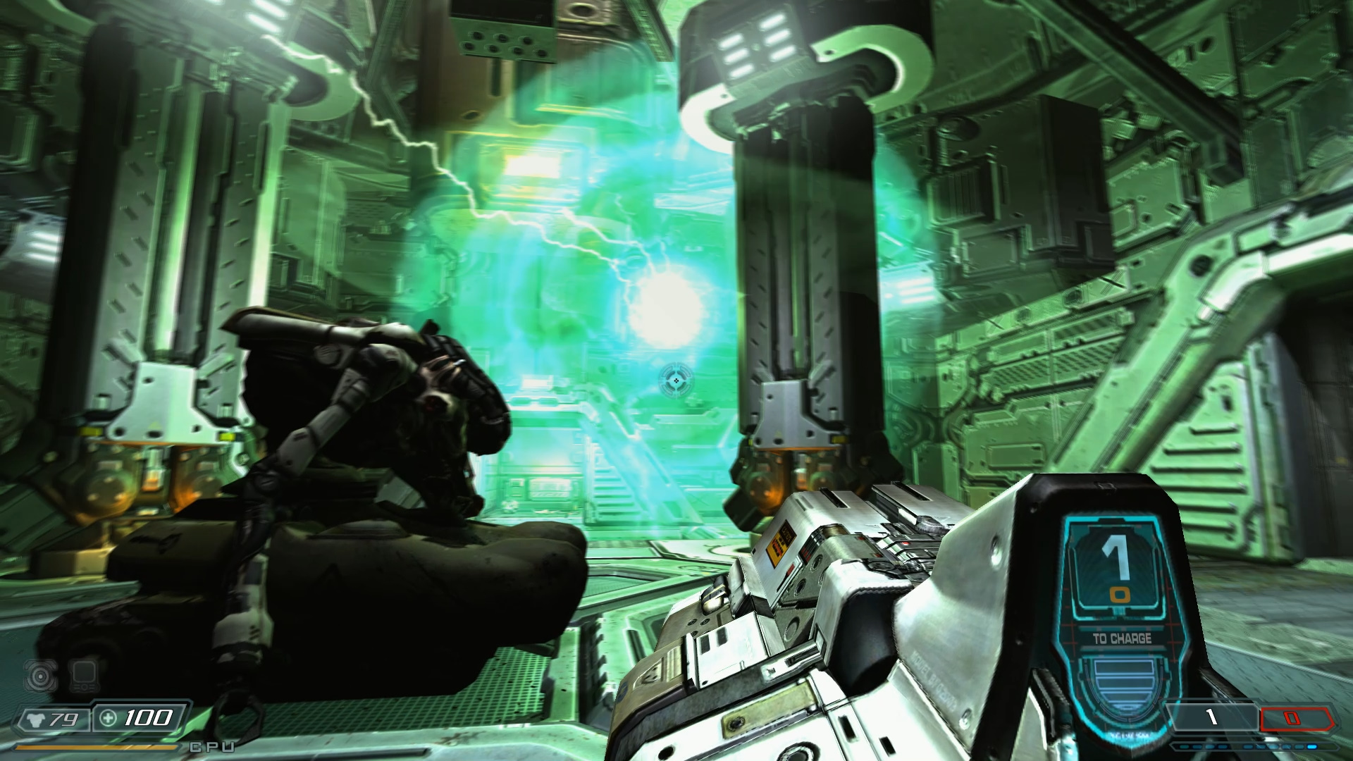 Immersive Hd Mod For Doom 3 Bfg Hi Def News Mod Db