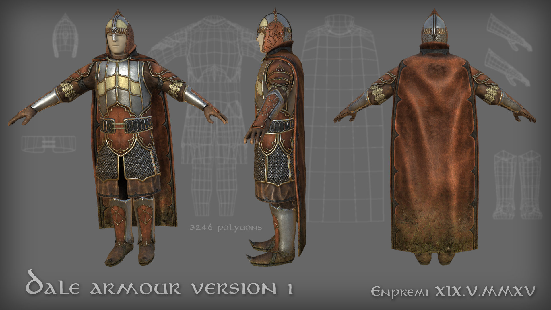 Faction Dale Equipment News Total War Rise Of Mordor Mod For