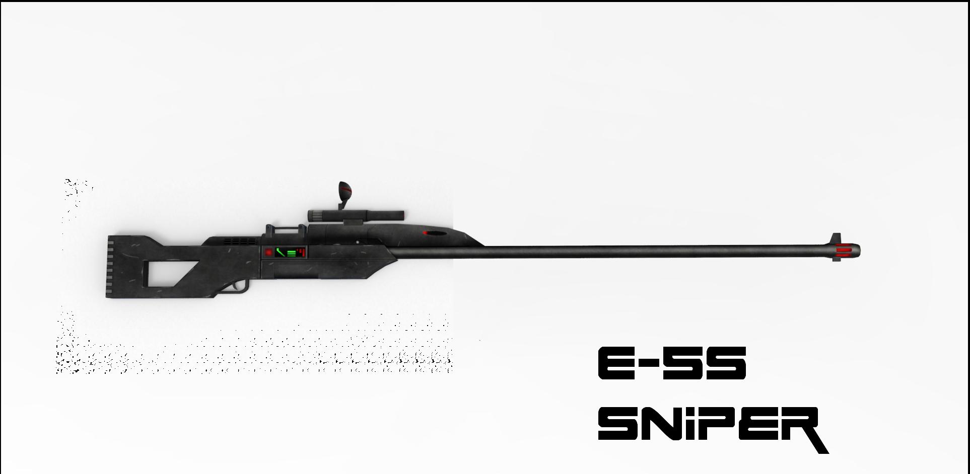 E-5s sniper