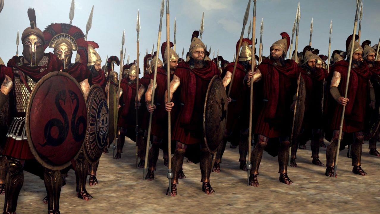 "Elite Auto Credit >> Lord Buio""Sparta Anthology Reskin"" news - Rome 2 Update Mod for Total War: Rome II - Mod DB"