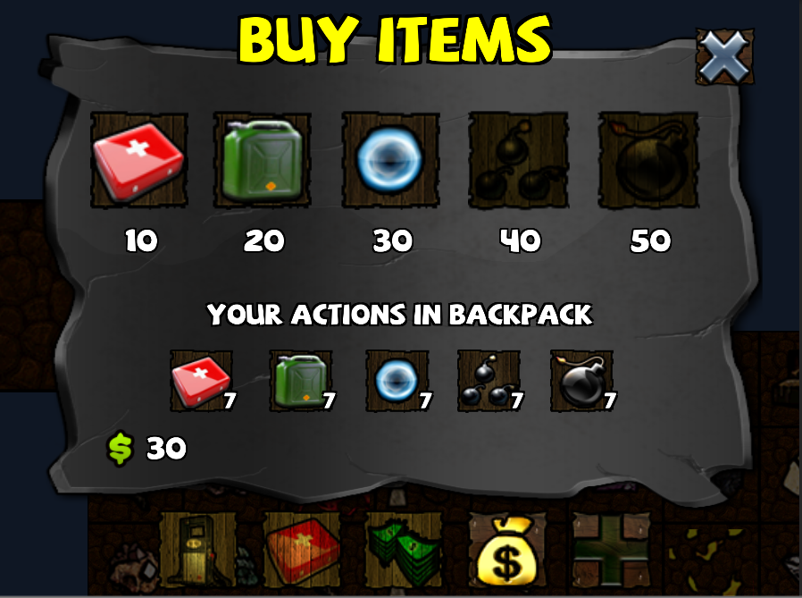 digger machine buy items rapid games studio