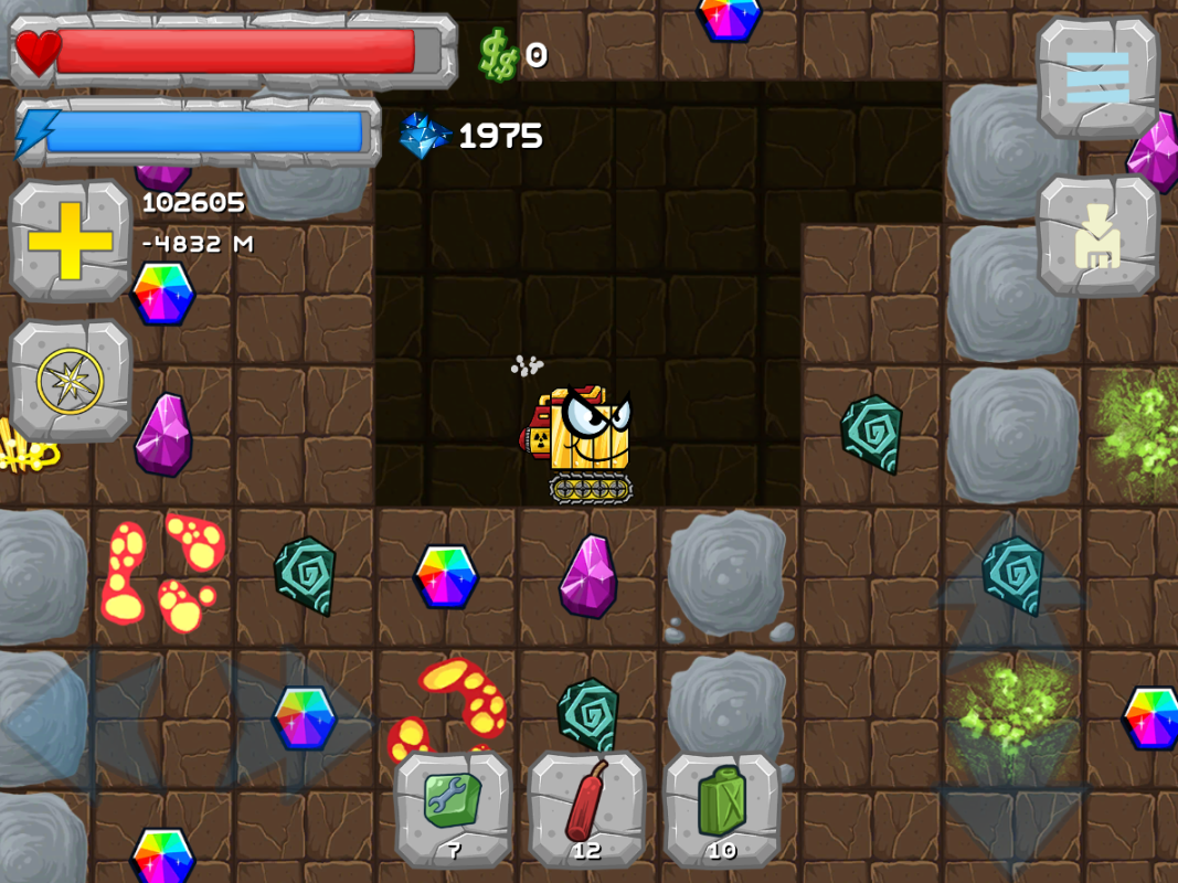 newest gameplay of digger machine