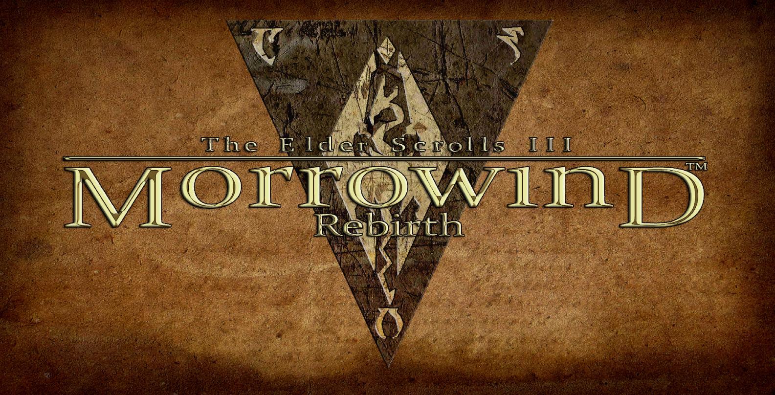 RELEASE] Morrowind Rebirth 3 4 news - Mod DB