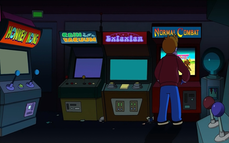 Arcade Game Wallpaper Group With 57 Items: Anarchy Weekly Issue No. 6