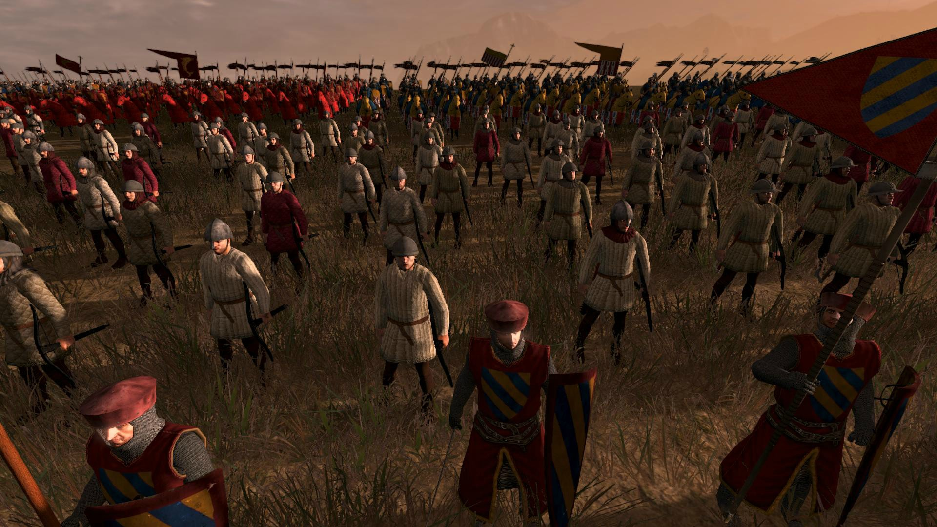 Medieval Kingdoms Total War: Duchy of Burgundy Preview news