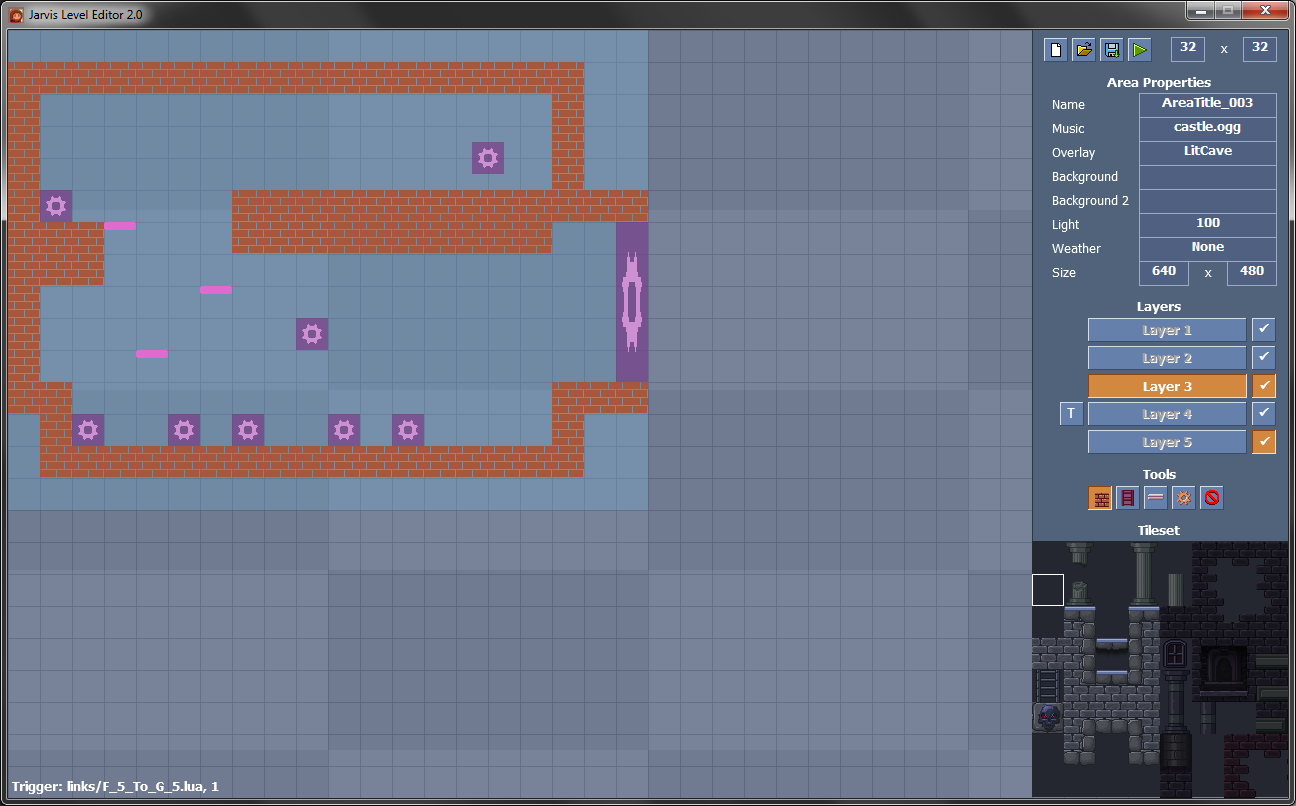 Level Editor Overview feature - Jarvis - Mod DB