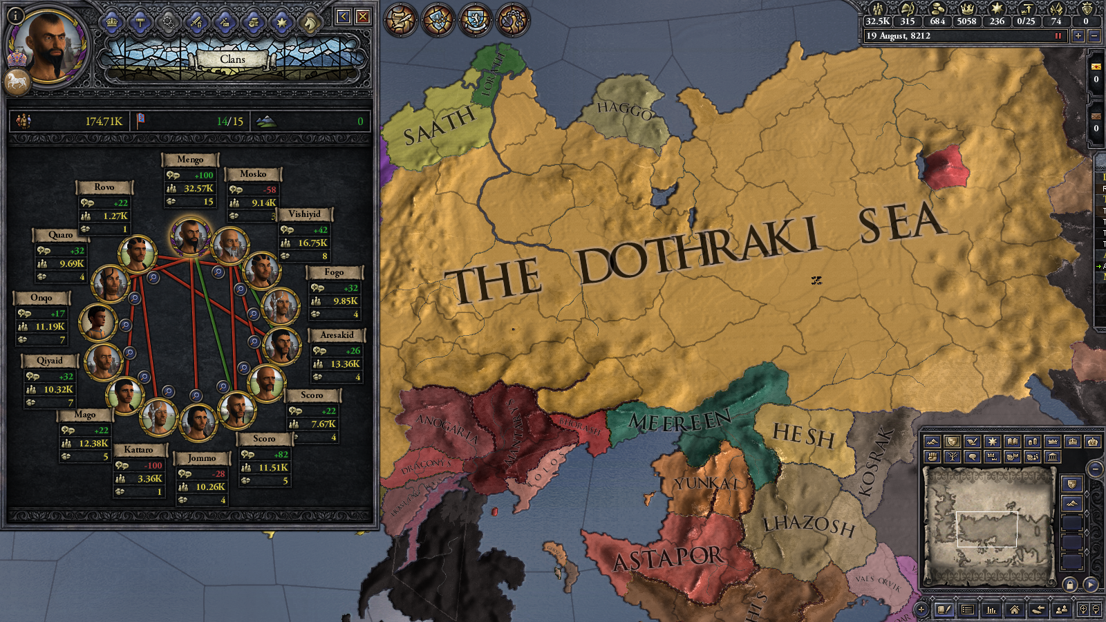 Dev Diary - Dothraki Nomads news - Crusader Kings 2: A Game