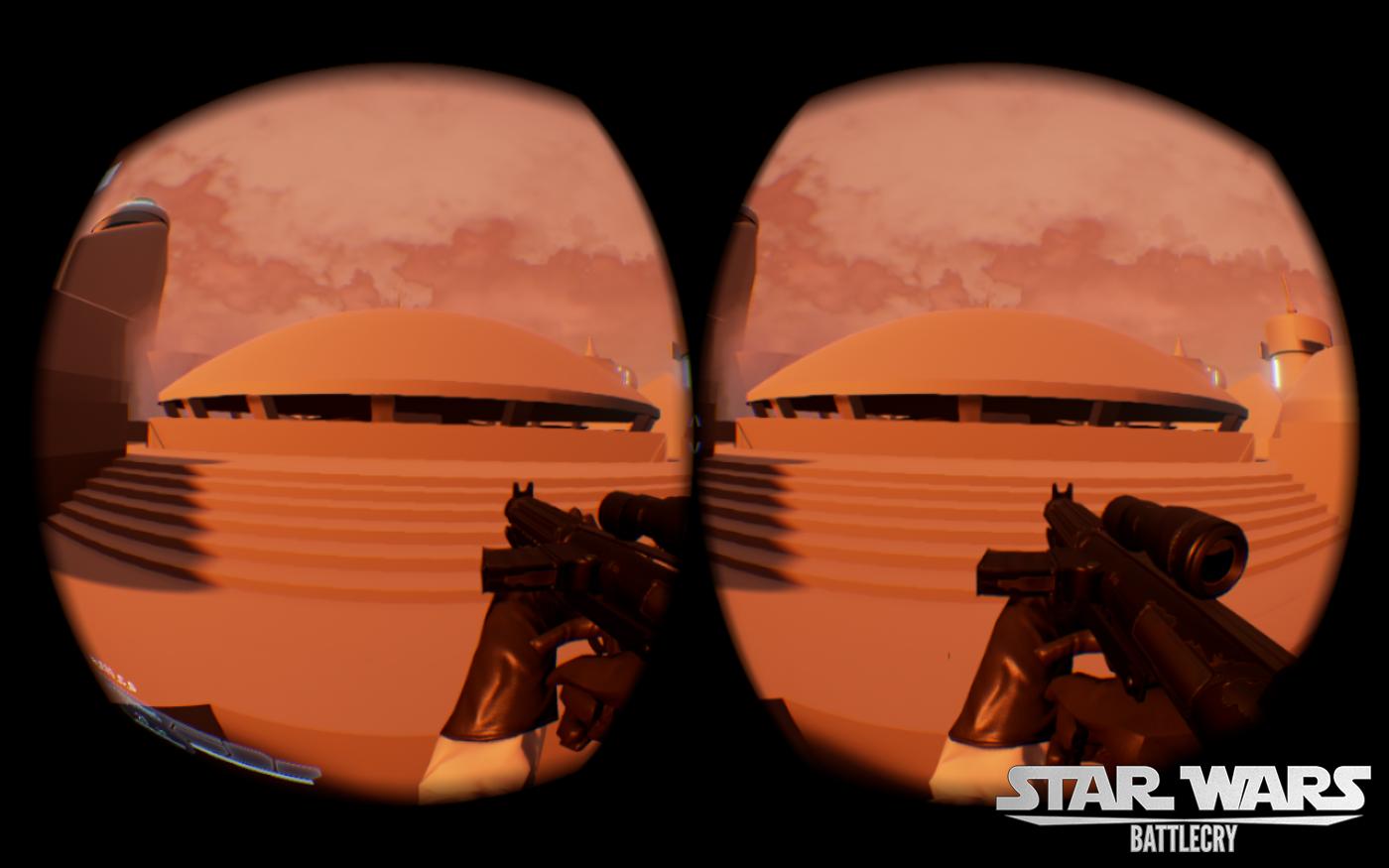 Oculus Rift View