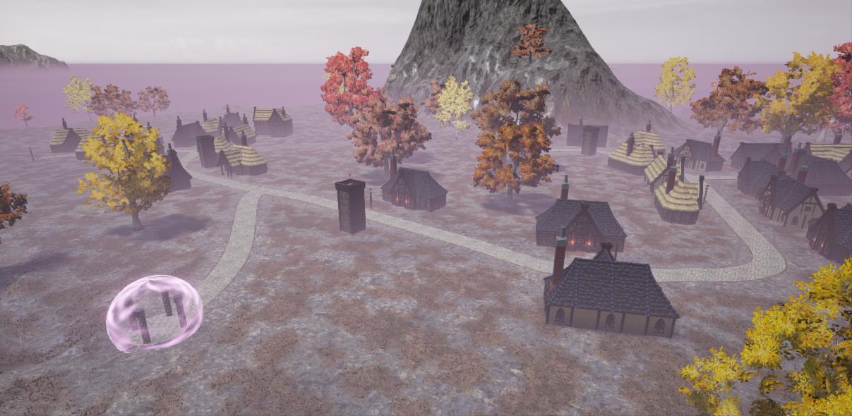 Fictorum fall setting screenshot