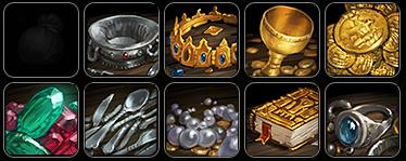 treasure loot battle brothers