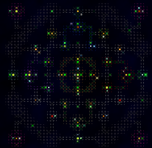 Besieged Map