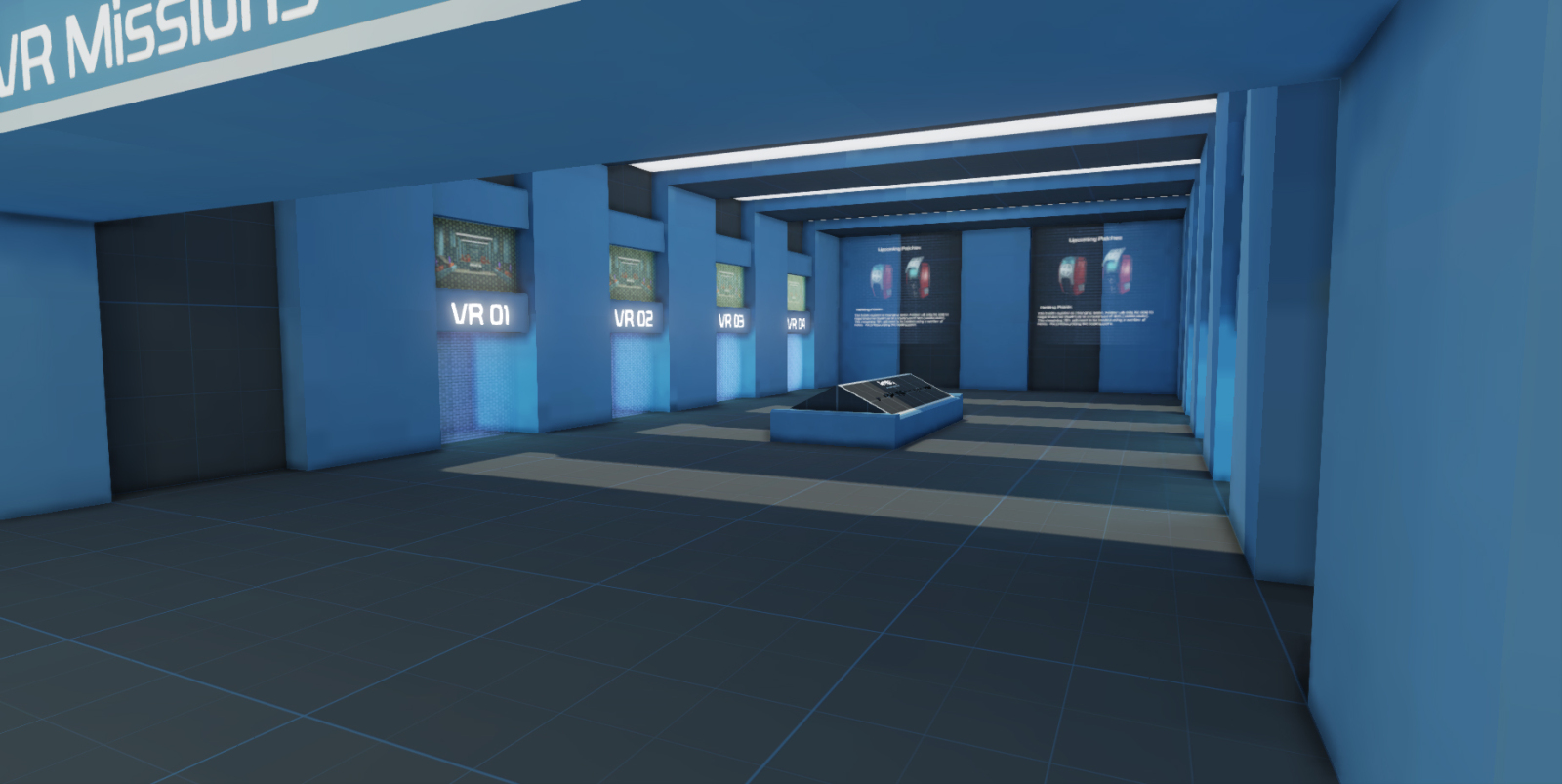 Old VR Build