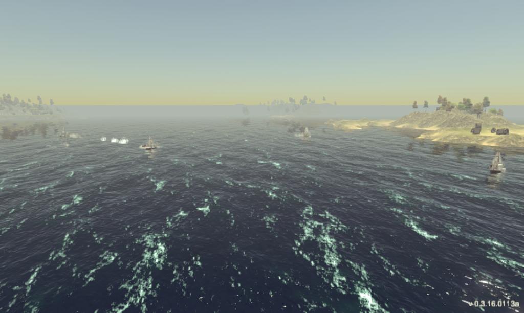 5 Islands Map - Tides of War