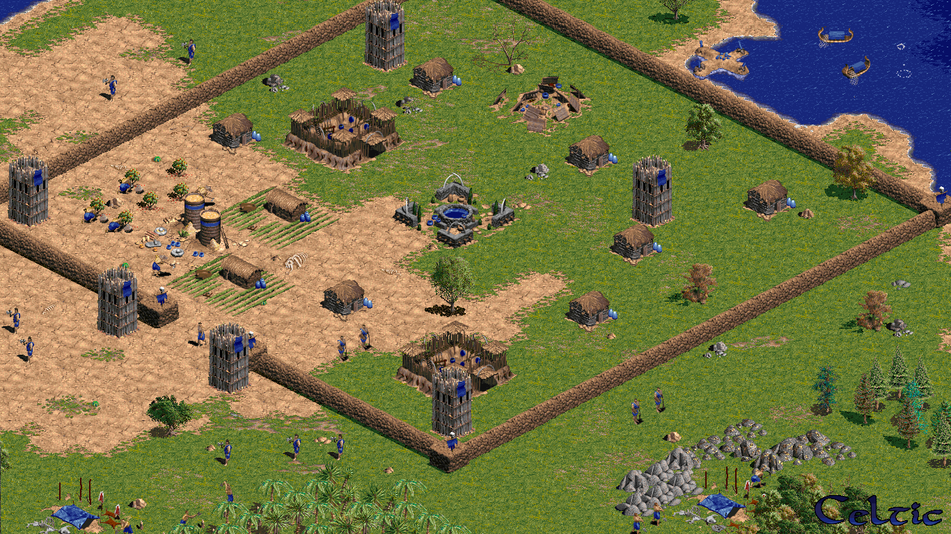 how to play age of empires 1