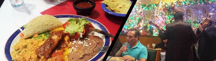 San Antonio TexMex Mariachi restaurant