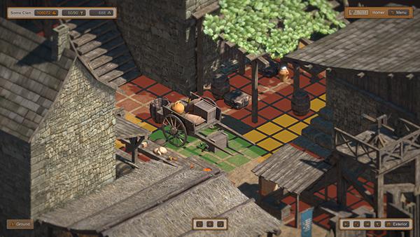 A screenshot of Mercenaries Builder