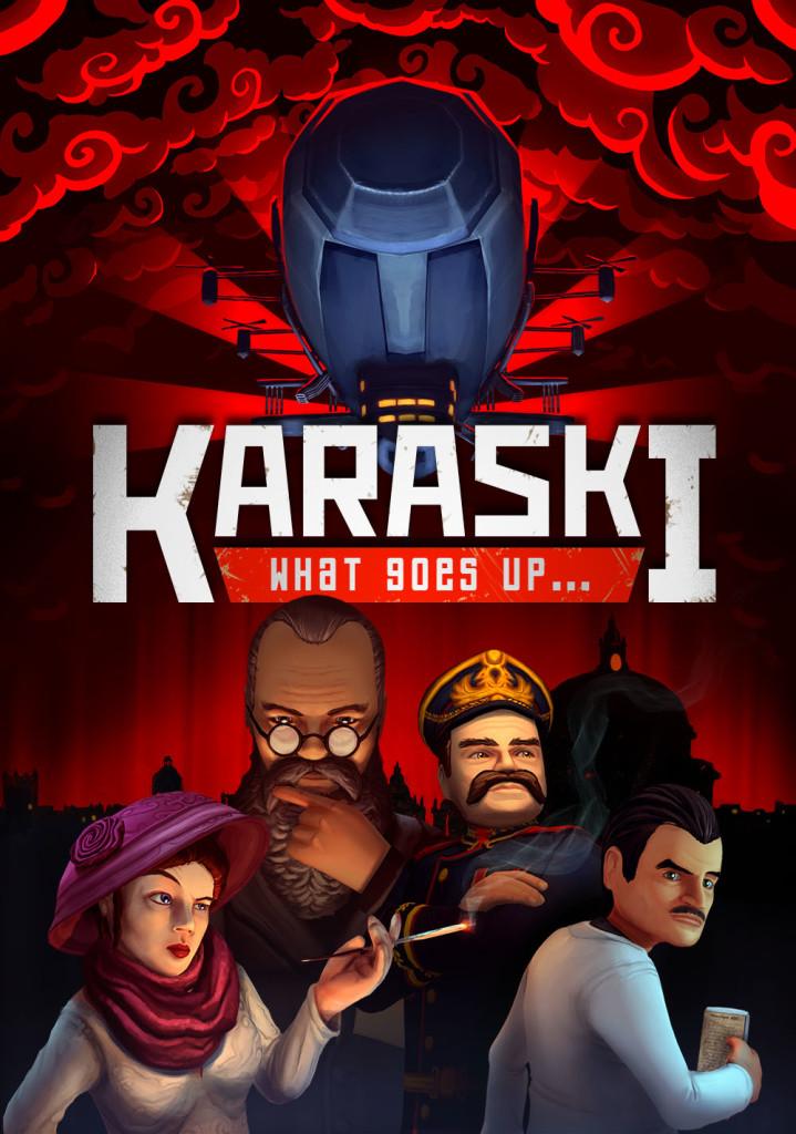Karaski Box Cover
