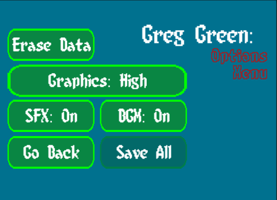 Greg Green Windows, Mac, Linux, iOS, Android game - Indie DB