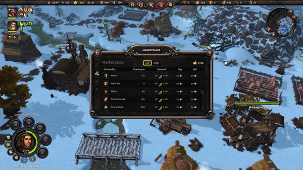 Marketplace UI
