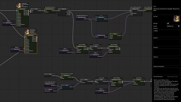 Workbench: Visual Scripting Tool Built Into Editor
