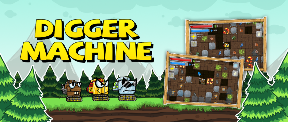Digger Machine new featured image