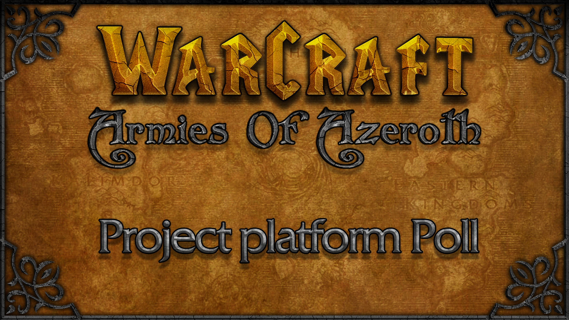 Project Revolution mod for Warcraft III: Reign of Chaos