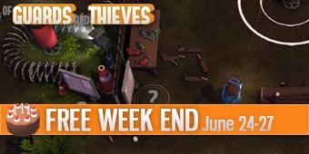 FREE WEEK END