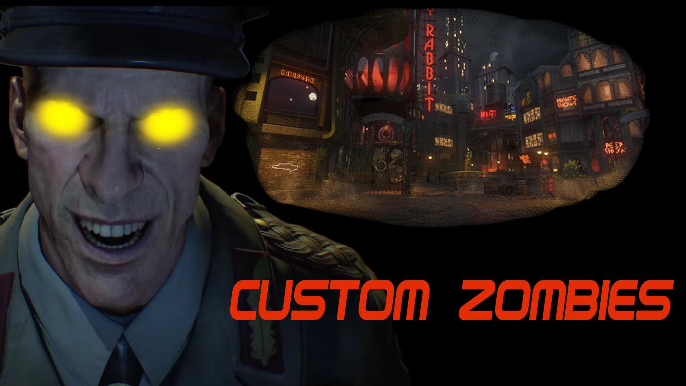 Black Ops 1 & Black Ops 3 Custom zombies! news - Mod DB