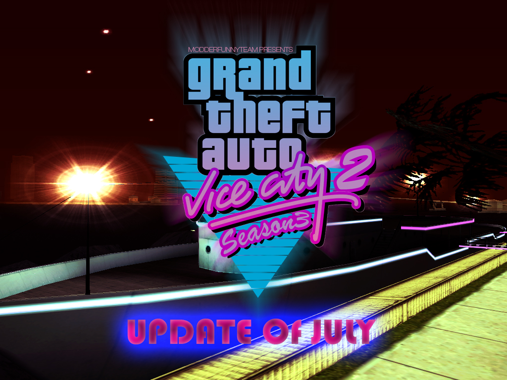 Deluxe Auto Parts >> GTA Vice City 2 Season 3 - Update Of July news - Mod DB