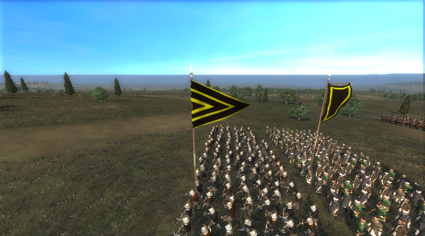 Battle Banner of the missile units