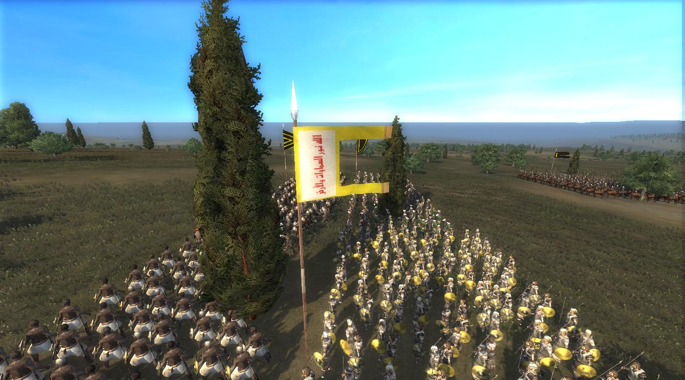 Battle Banner of the spearmen