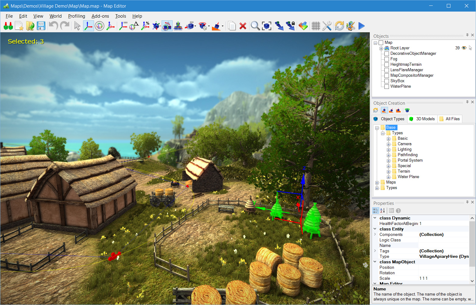 Neoaxis 3d Engine 3 5 Released News Mod Db