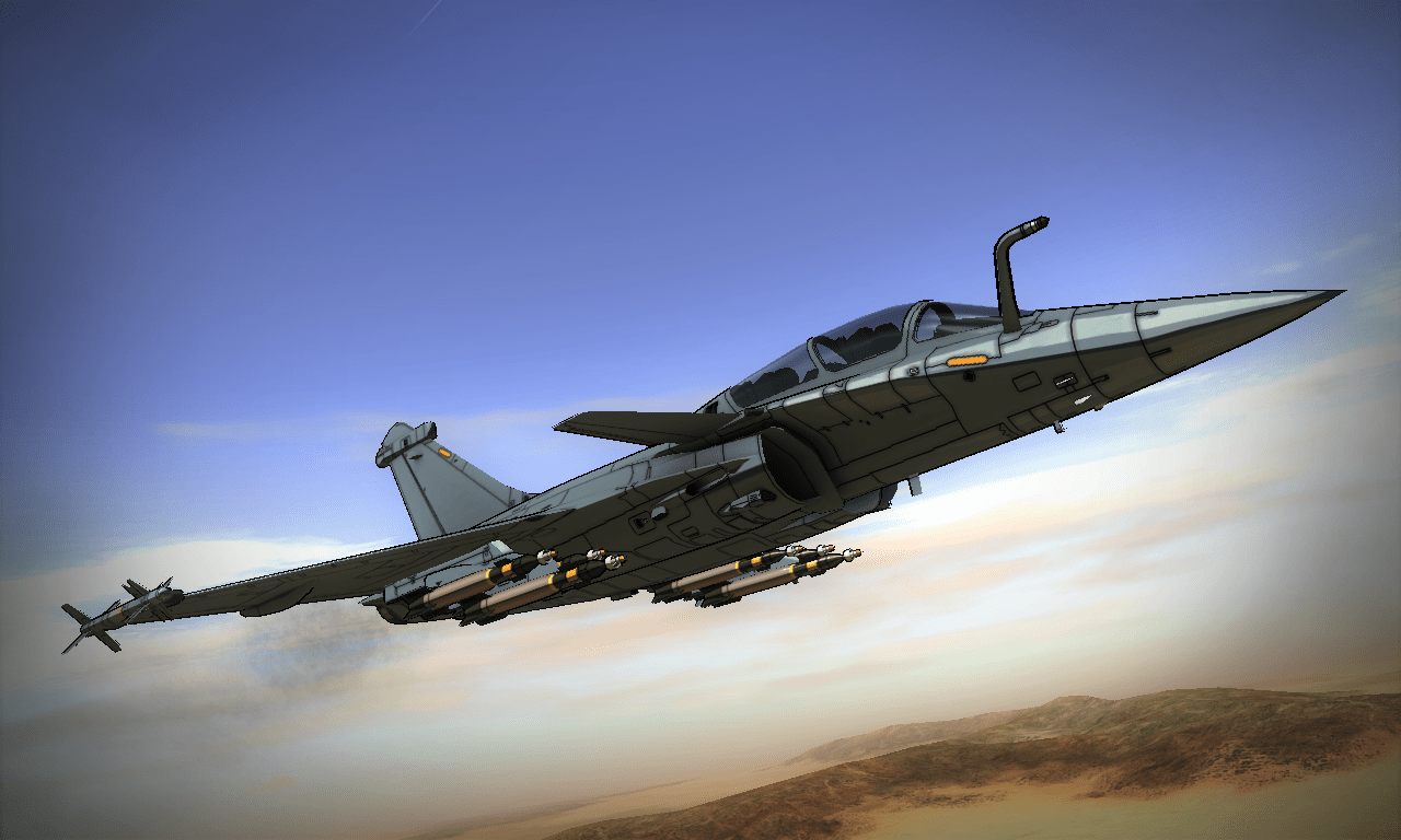 Vector Thrust Windows game