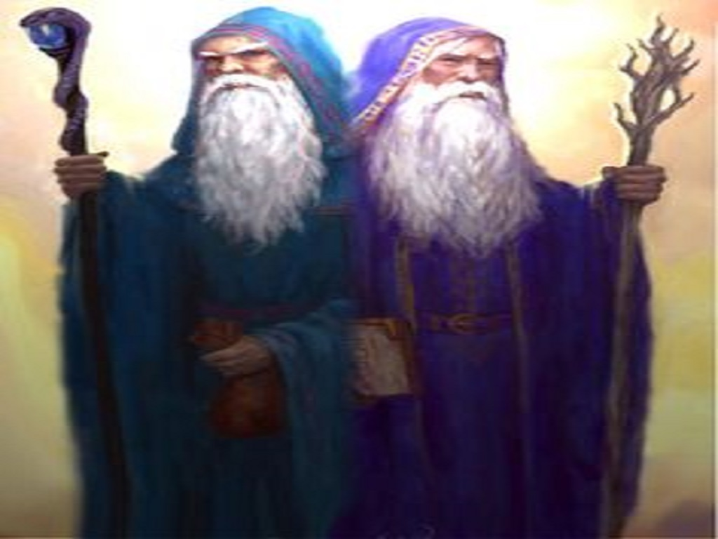 blue wizards of middle earth article news the fellowship mod db