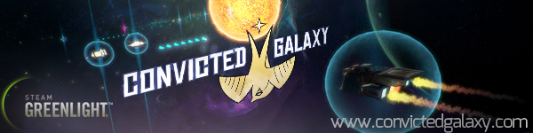 Convicted Galaxy Banner