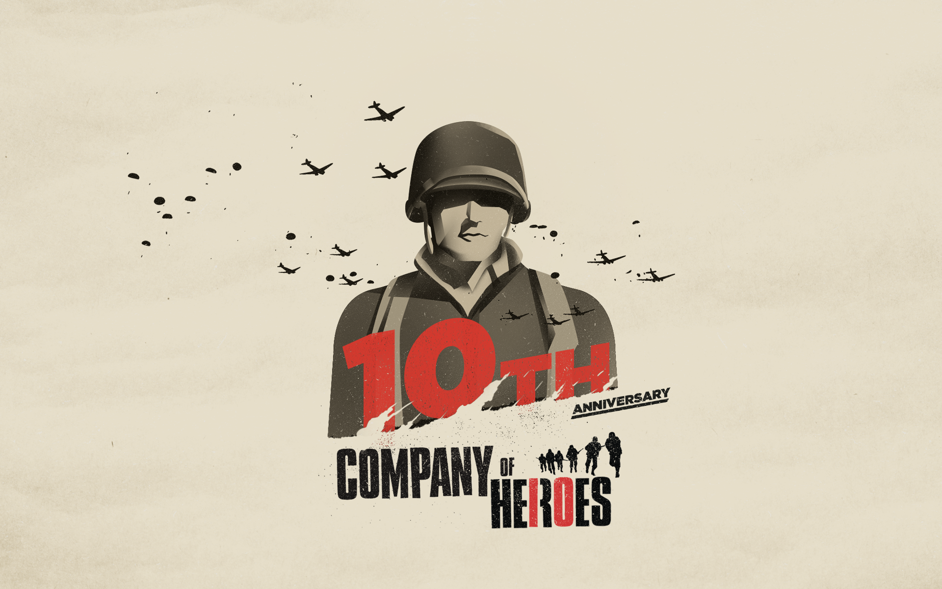 company of heroes 10th anniversary(finished) news - mod db