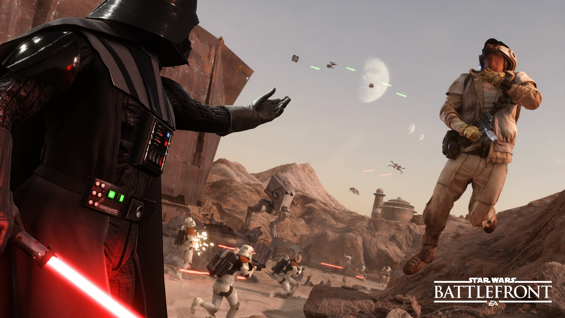Skirmish Mode News Star Wars Battlefront 2015 Mod Db