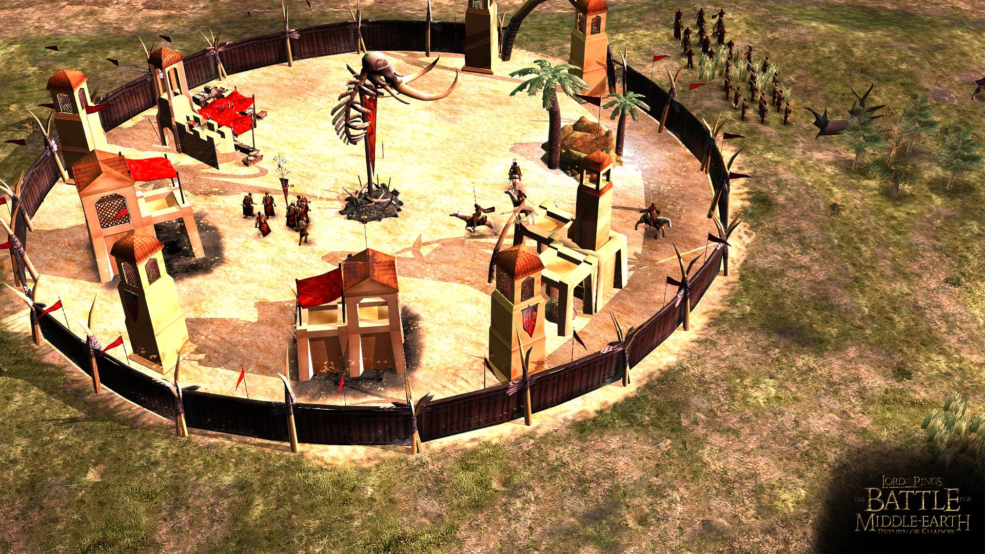 Harad Camp