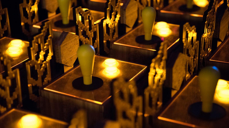 SXSW Gaming Awards Trophies