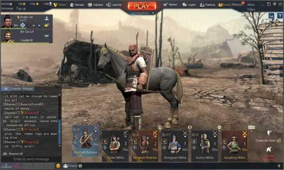 tiger-knight-factions