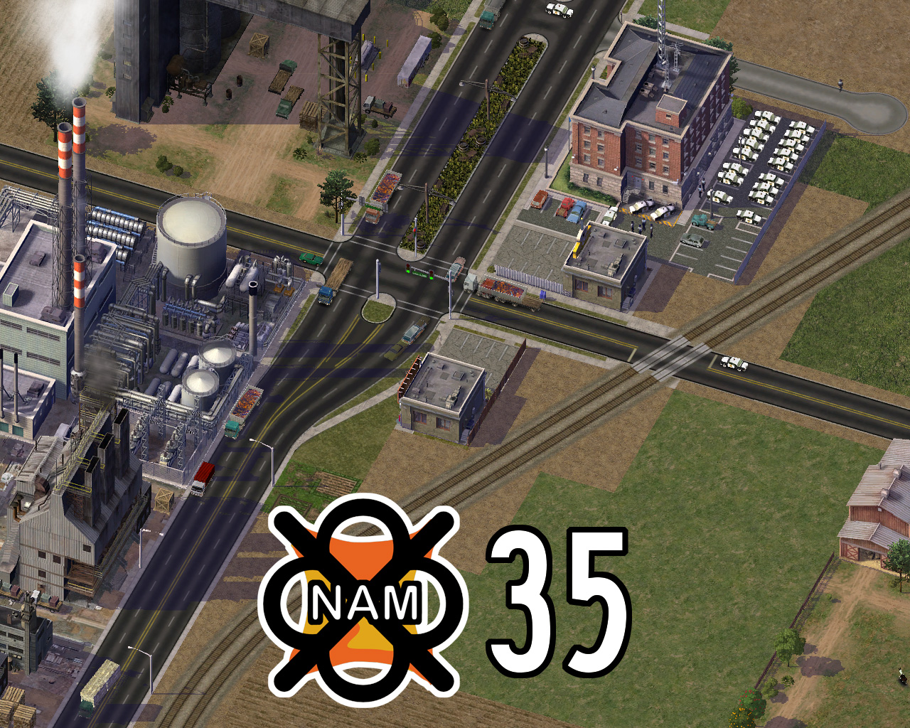 network addon mod 35 released for simcity 4 news mod db. Black Bedroom Furniture Sets. Home Design Ideas